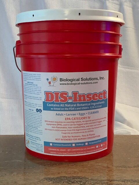DIS-Insect 5 Gallon Pest Treatment