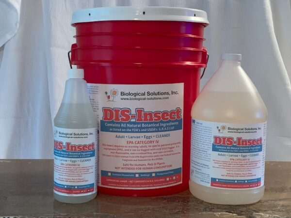 DIS-Insect Insect Eradication